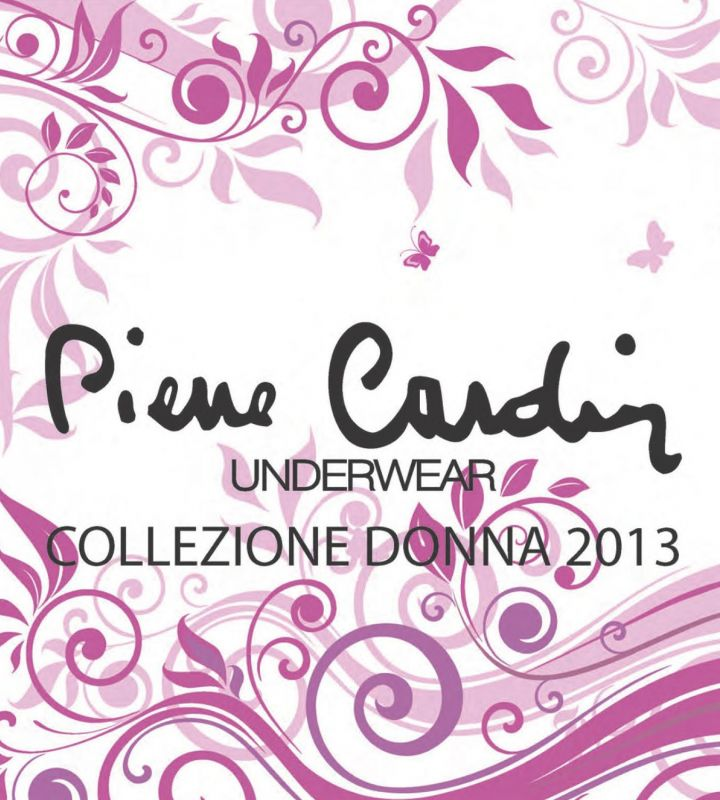 PIERRE CARDIN INTIMO FASHION A/I 13