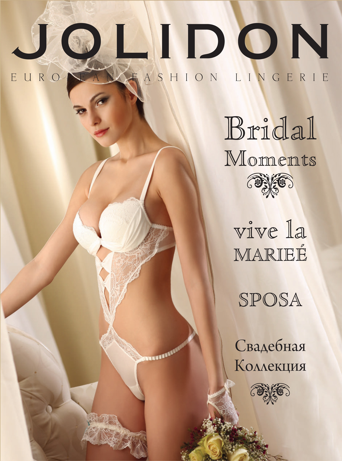 JOLIDON BRIDAL MOMENTS