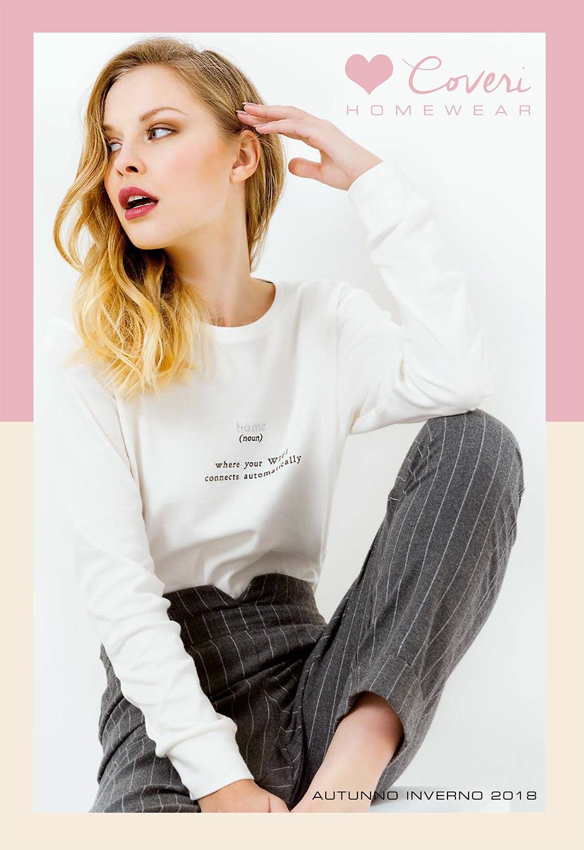 COVERI FW 2018/19 DONNA