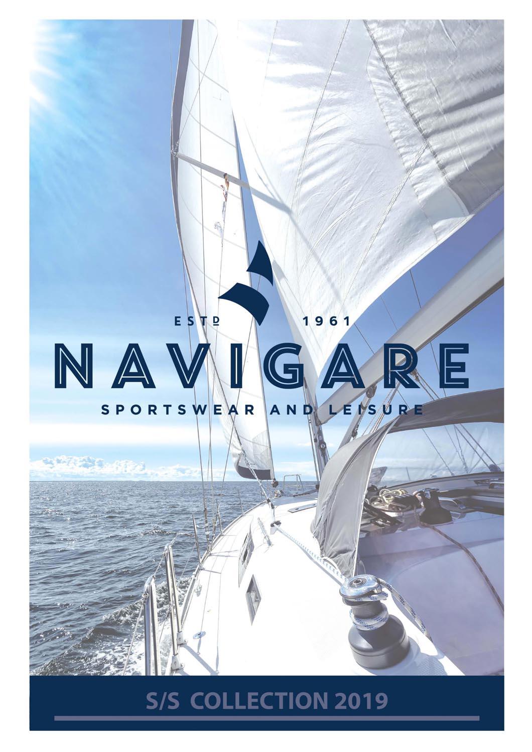 NAVIGARE BEACHWEAR P/E 19