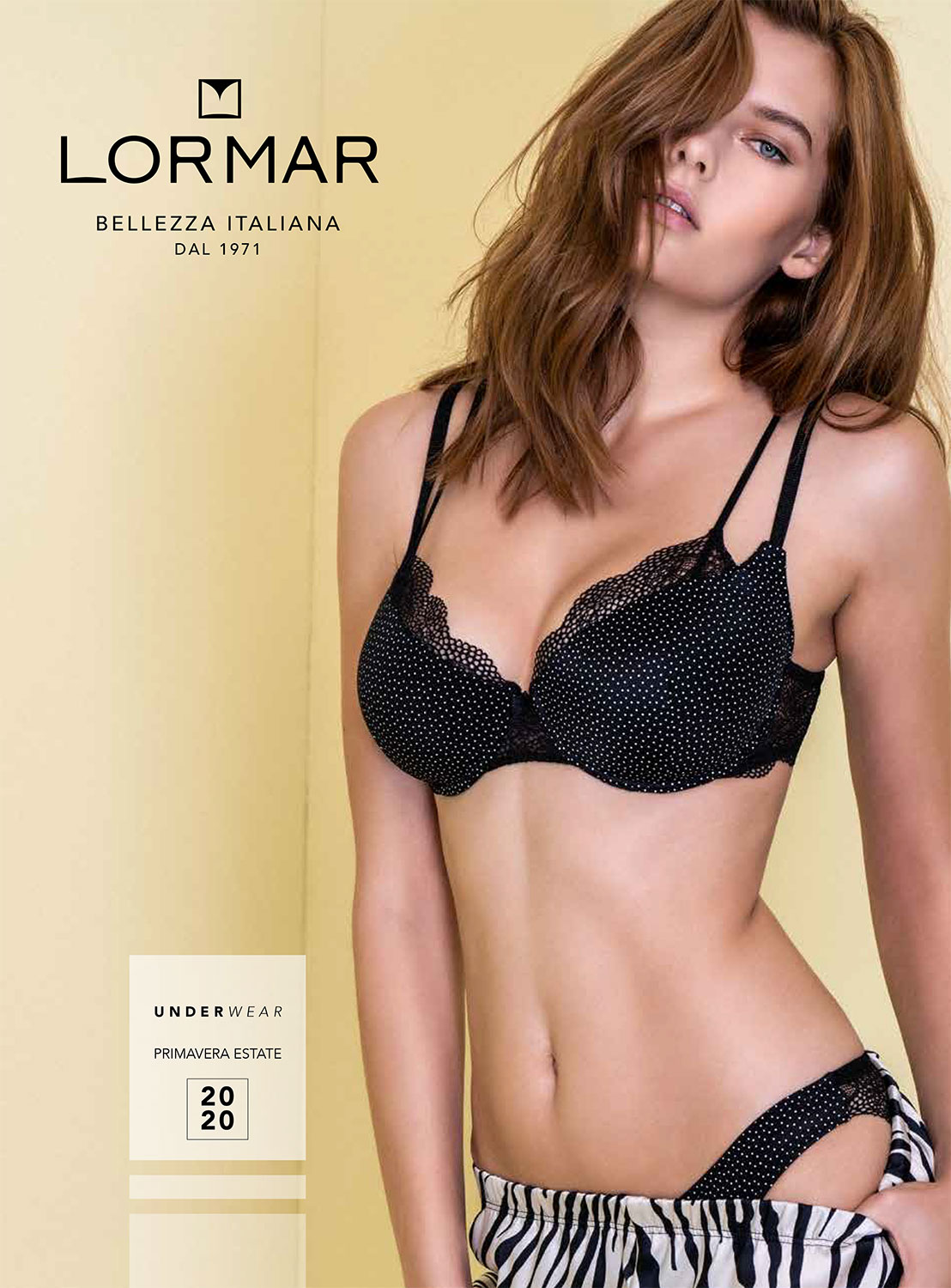 LORMAR CORSETRY SS 2020