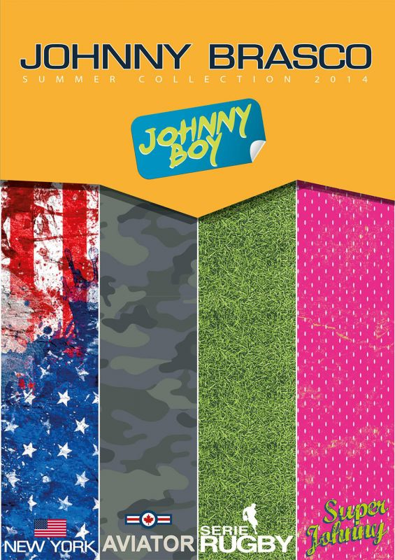 JOHNNY BRASCO KIDS FASHION P/E 14